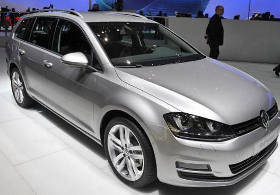 Golf Variant Volkswagen usa 2014