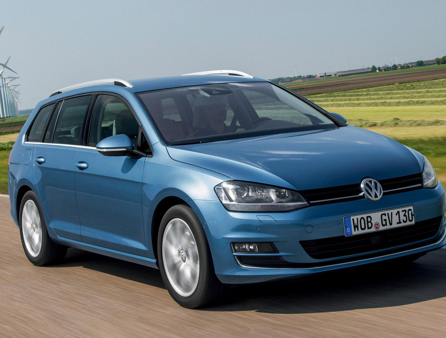 Golf Variant Volkswagen used 2010