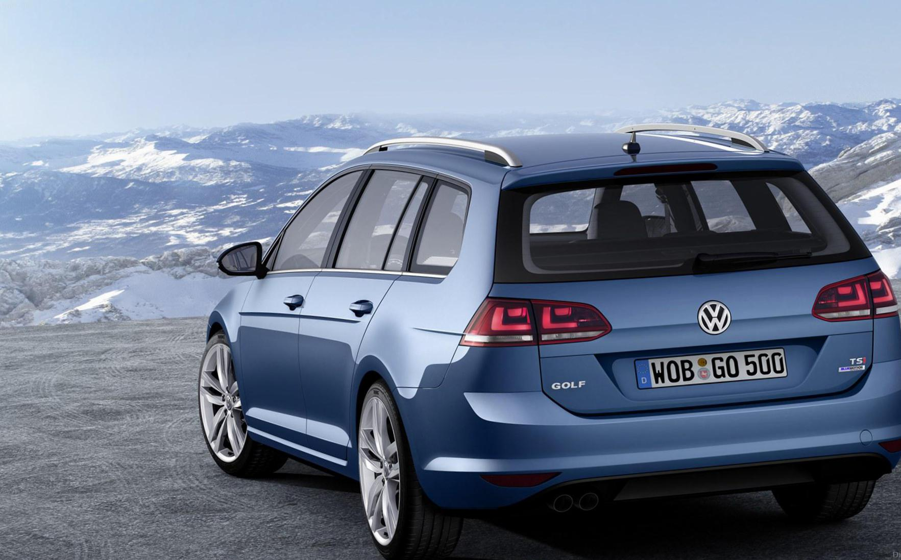 Volkswagen Golf Variant reviews 2007