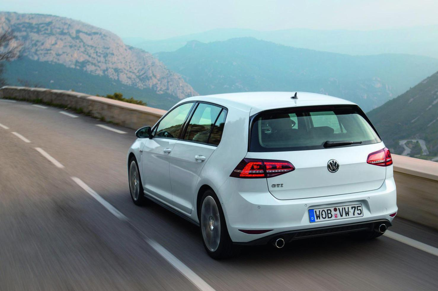 Golf GTI Volkswagen how mach 2014