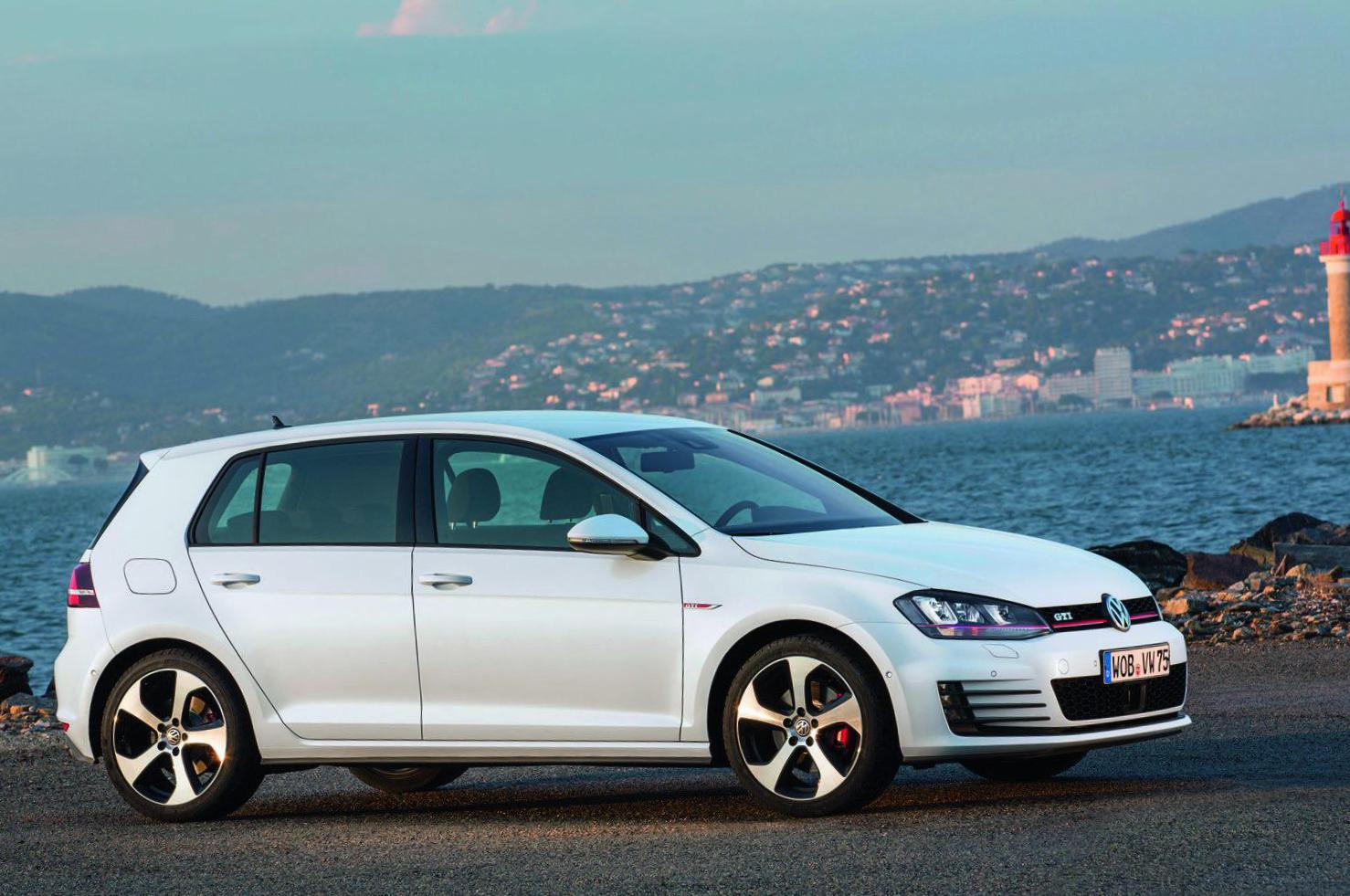 Golf GTI Volkswagen prices suv