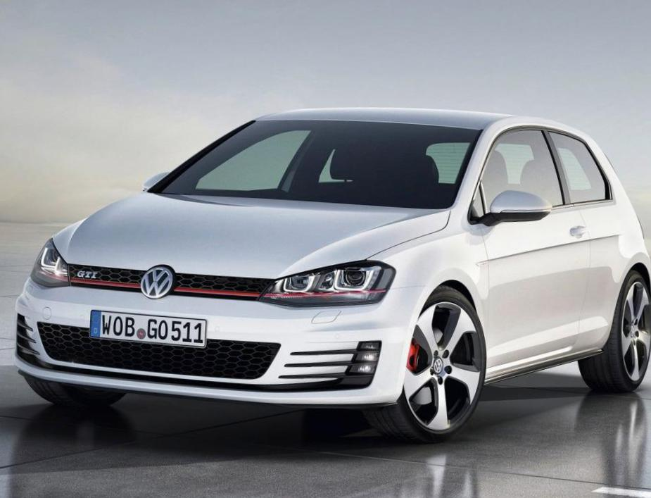 Volkswagen Golf GTI used 2014