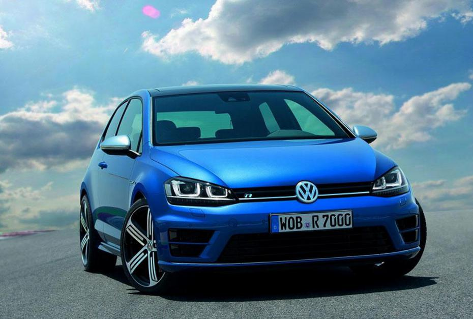 Volkswagen Golf R 3 doors used hatchback