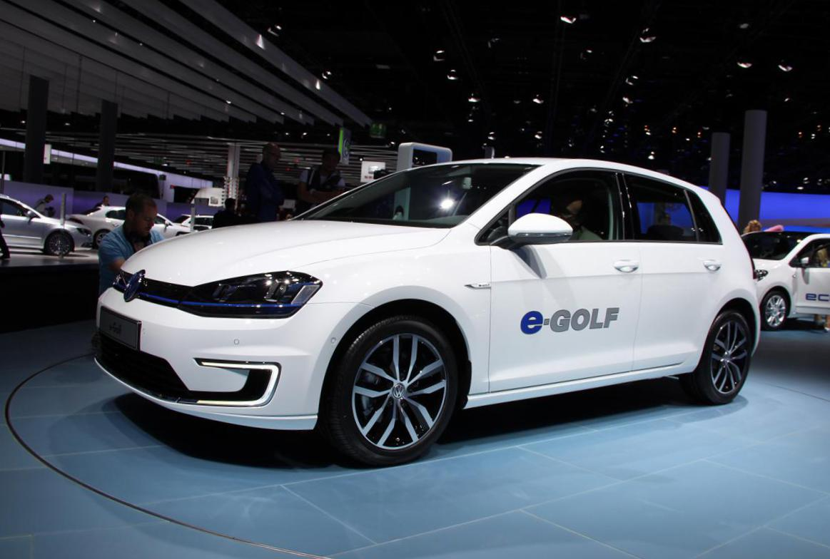 e-Golf Volkswagen spec 2009