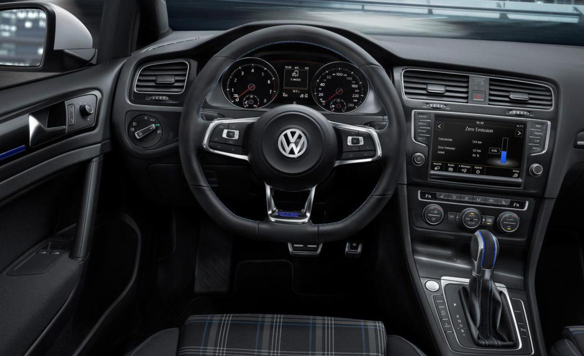 Volkswagen Golf GTE parts 2011