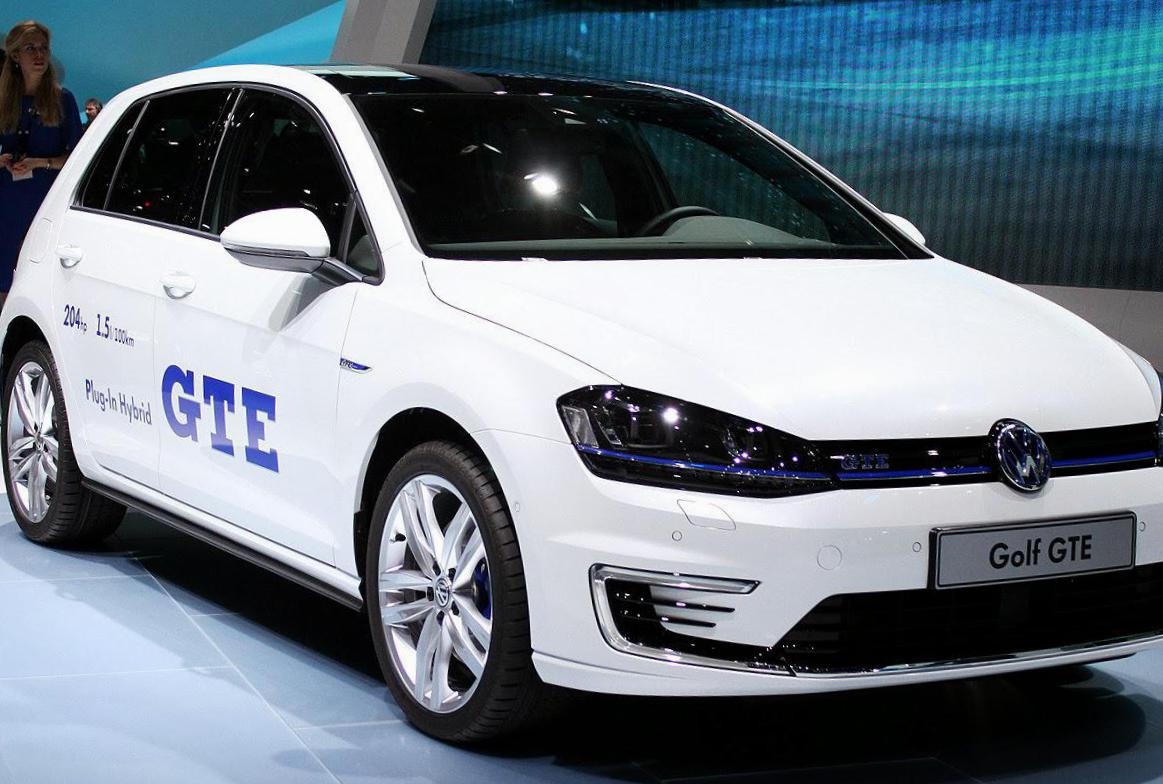 Volkswagen Golf GTE price 2010
