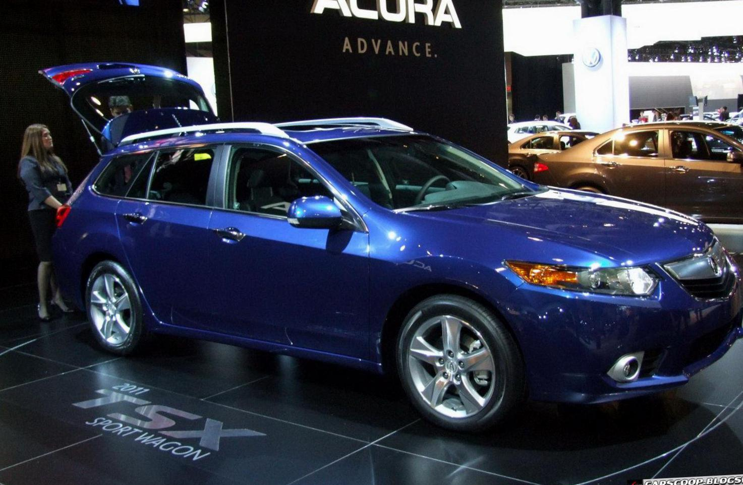 Acura TSX Sport Wagon for sale 2010