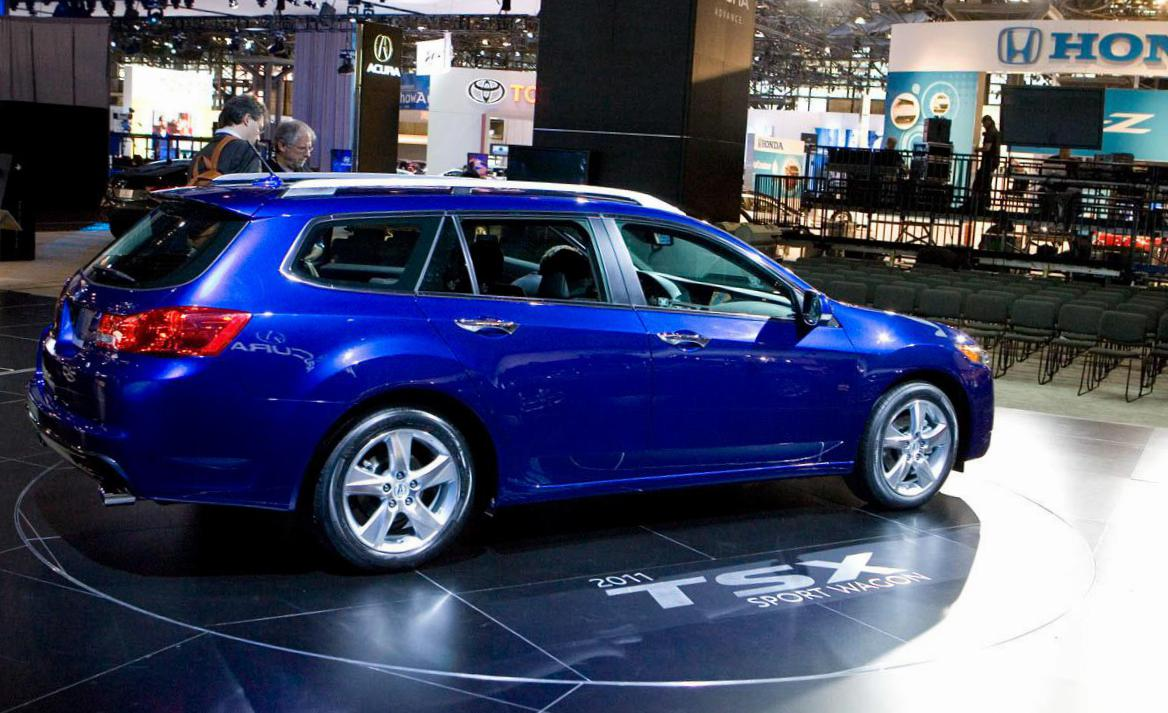 Acura TSX Sport Wagon prices 2013