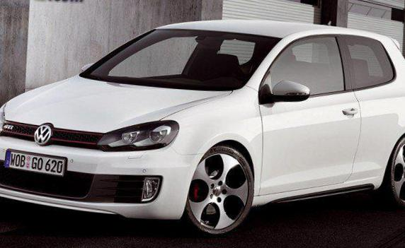 Golf GTI Volkswagen configuration hatchback