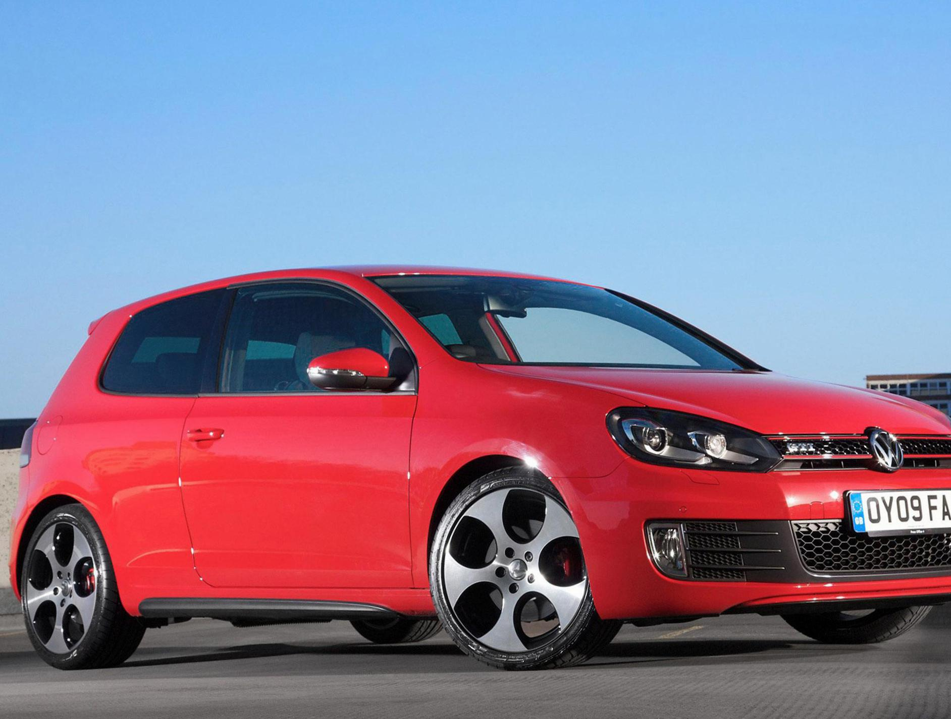 Volkswagen Golf GTI approved hatchback
