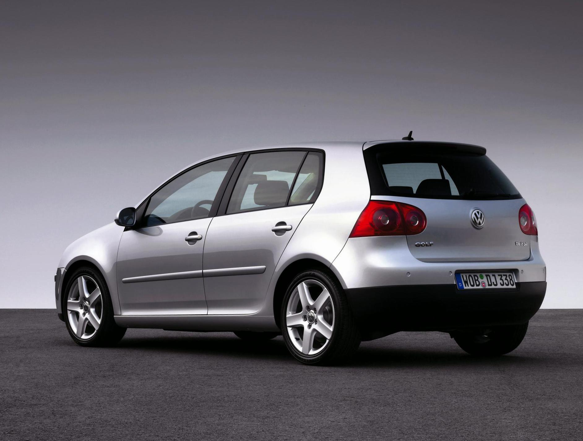 Golf 5 doors Volkswagen new 2013