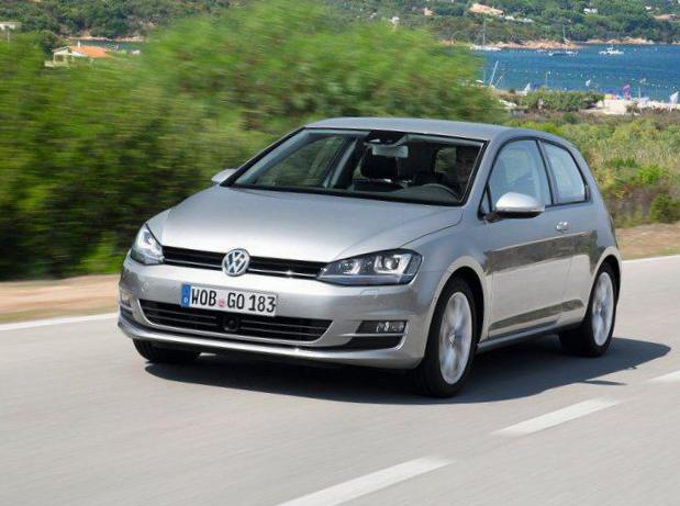 Golf 3 doors Volkswagen reviews 2008