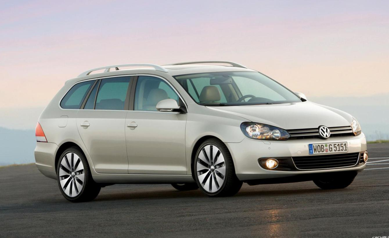 Golf Variant Volkswagen reviews 2012