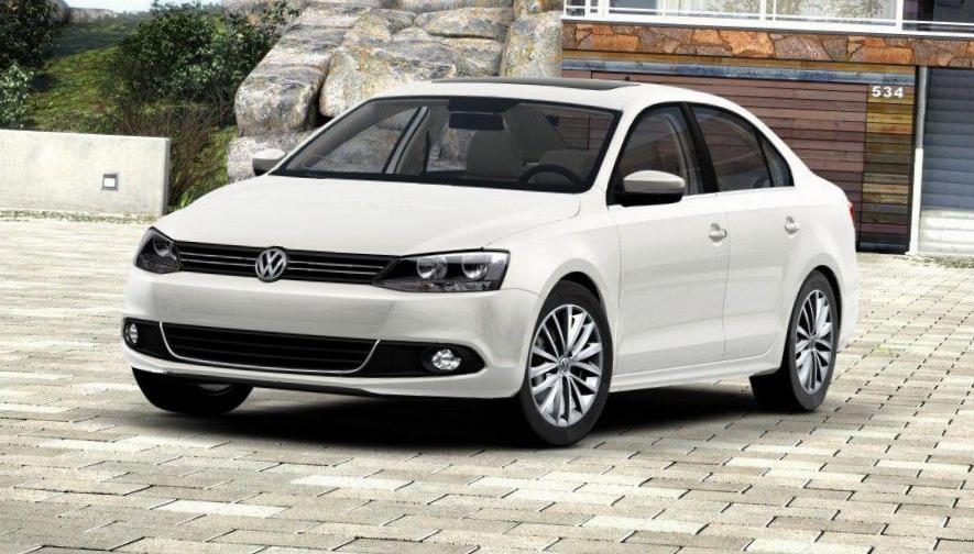 Jetta Volkswagen prices 2007