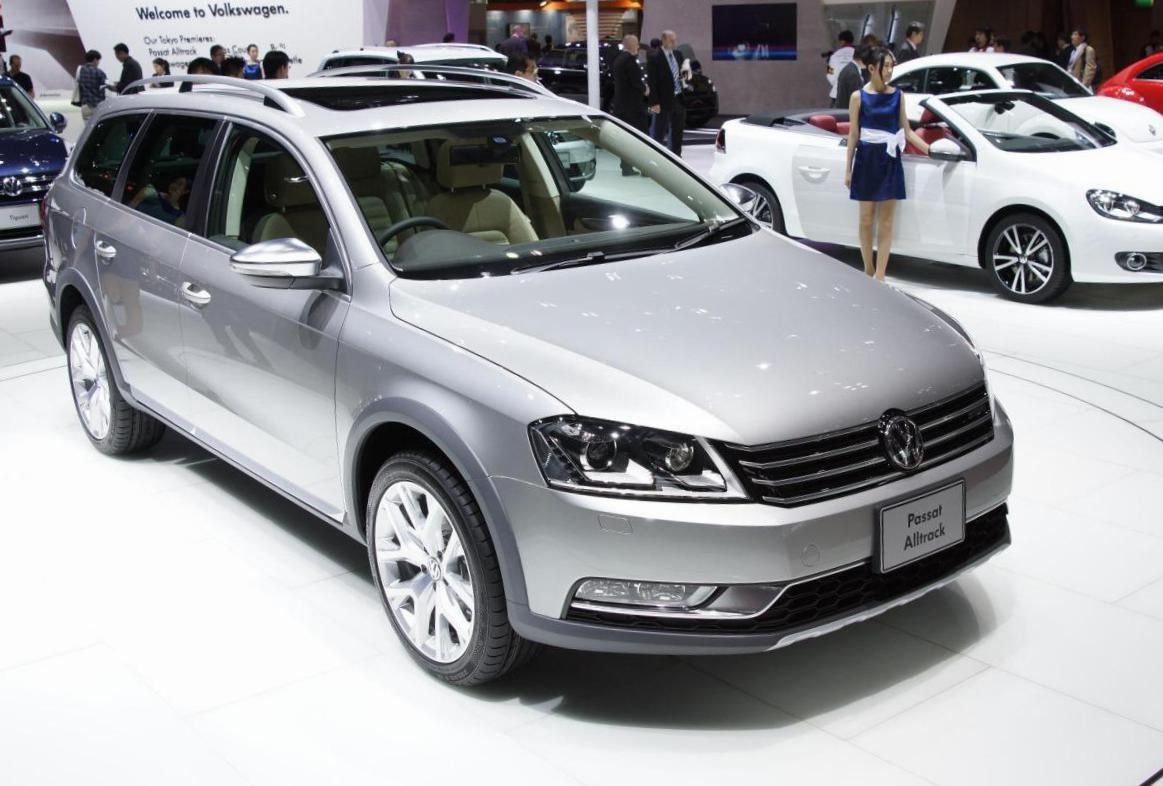 Volkswagen Passat Alltrack Specifications wagon