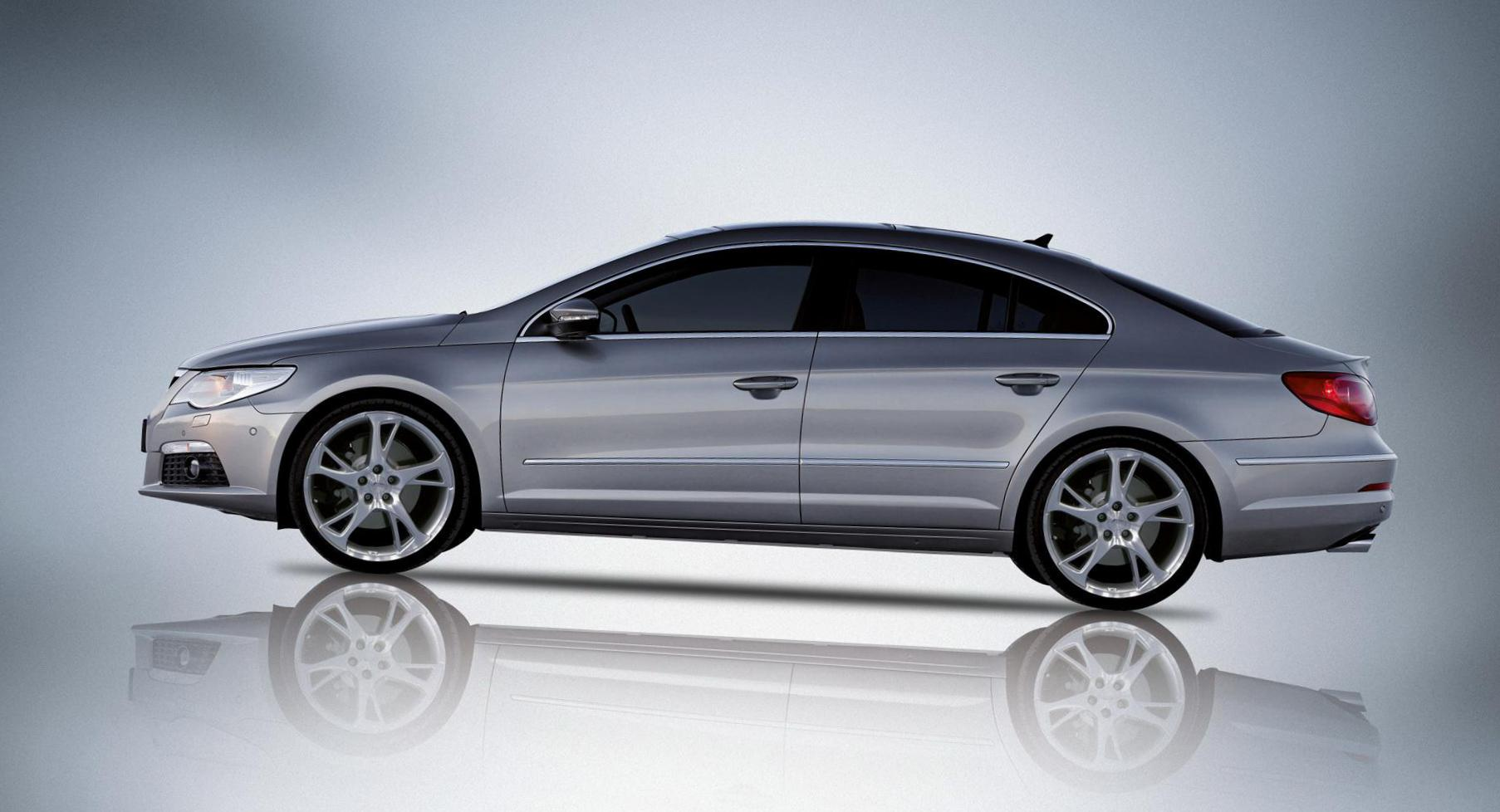 Volkswagen Passat CC how mach sedan
