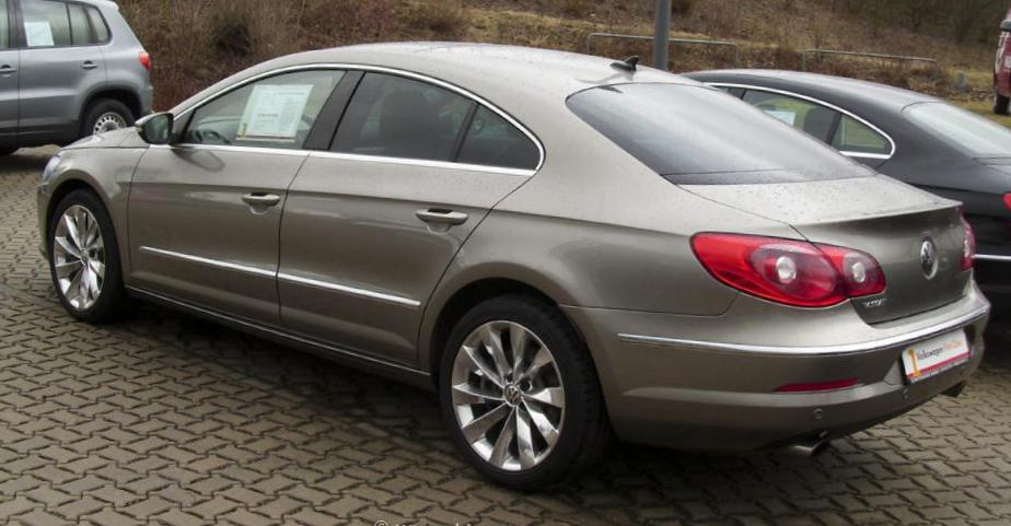 Volkswagen Passat CC reviews 2014