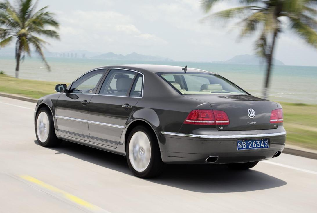 Volkswagen Phaeton for sale 2010