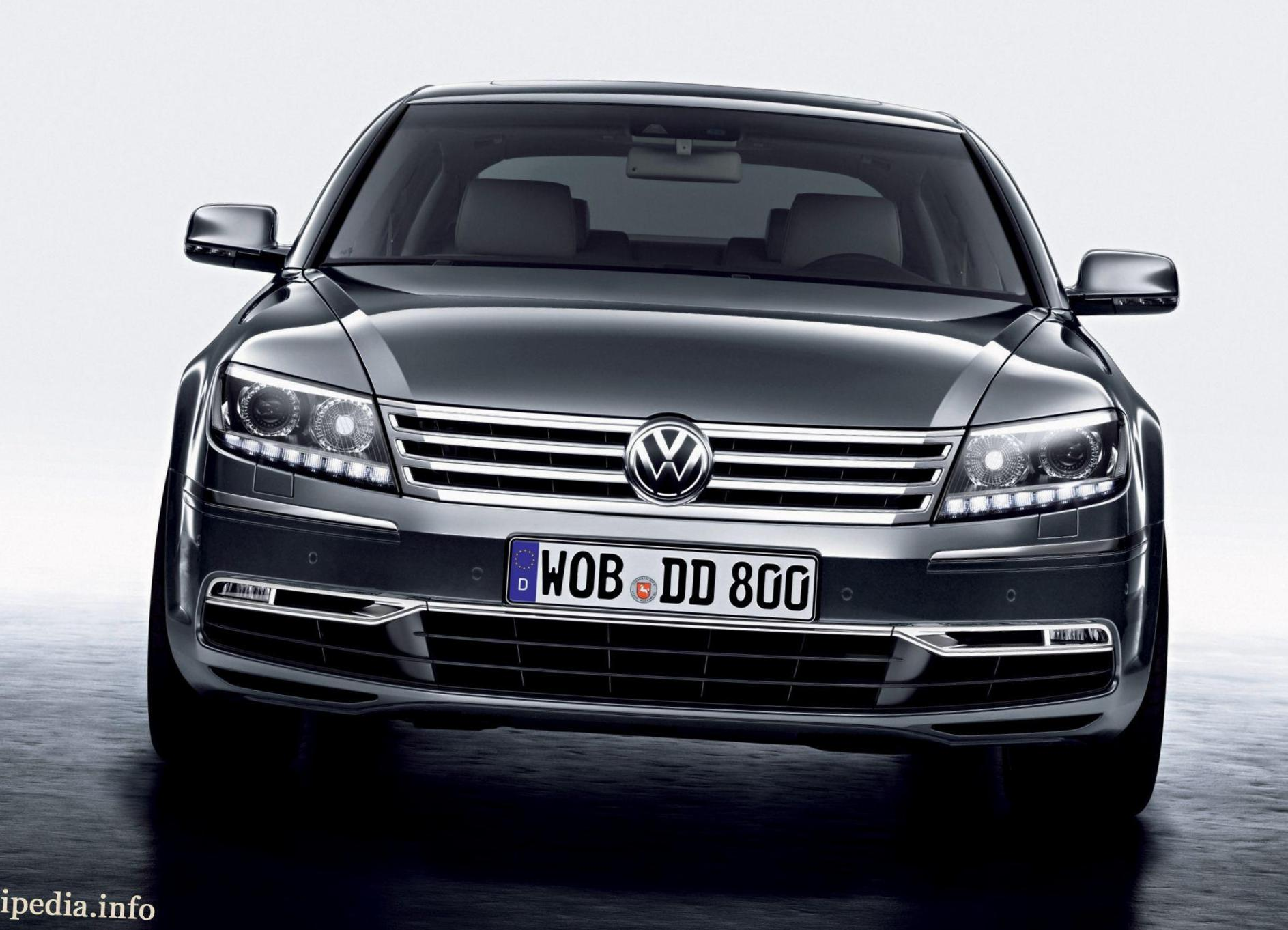 Volkswagen Phaeton Specifications 2009