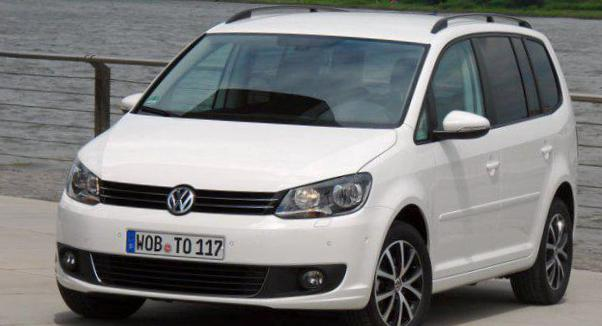 Touran Volkswagen parts 2005