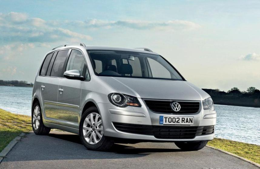 Touran Volkswagen Specifications 2008
