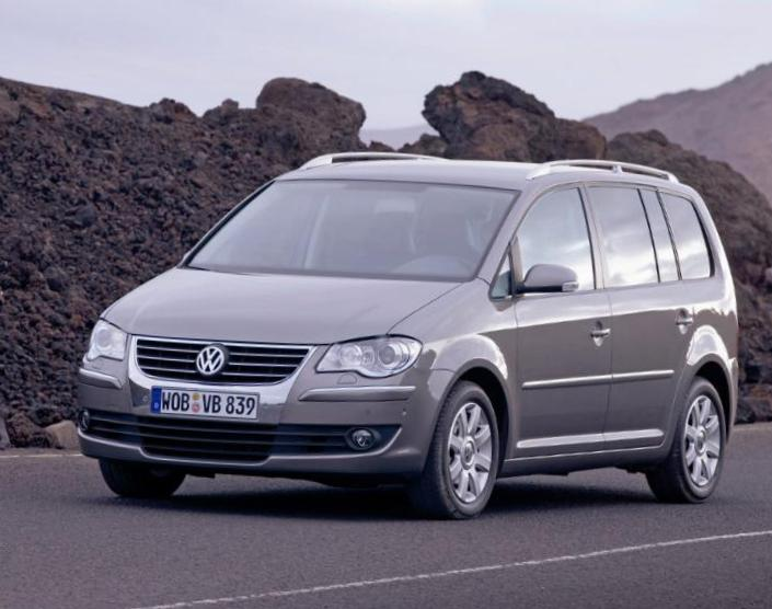 Volkswagen Touran price wagon