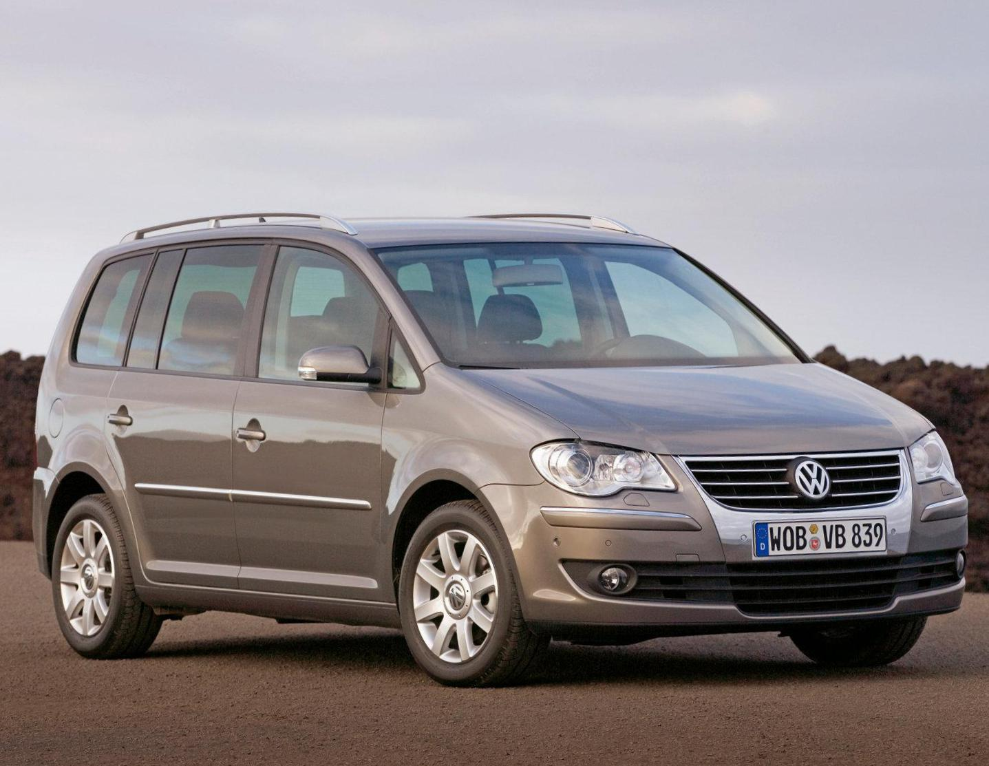 Volkswagen Touran approved wagon