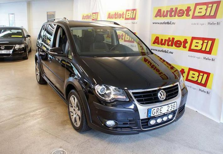 Volkswagen Cross Touran reviews wagon