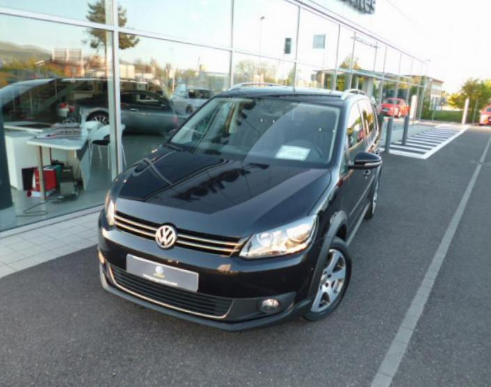 Cross Touran Volkswagen for sale hatchback