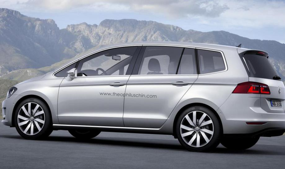 Sharan Volkswagen approved 2015