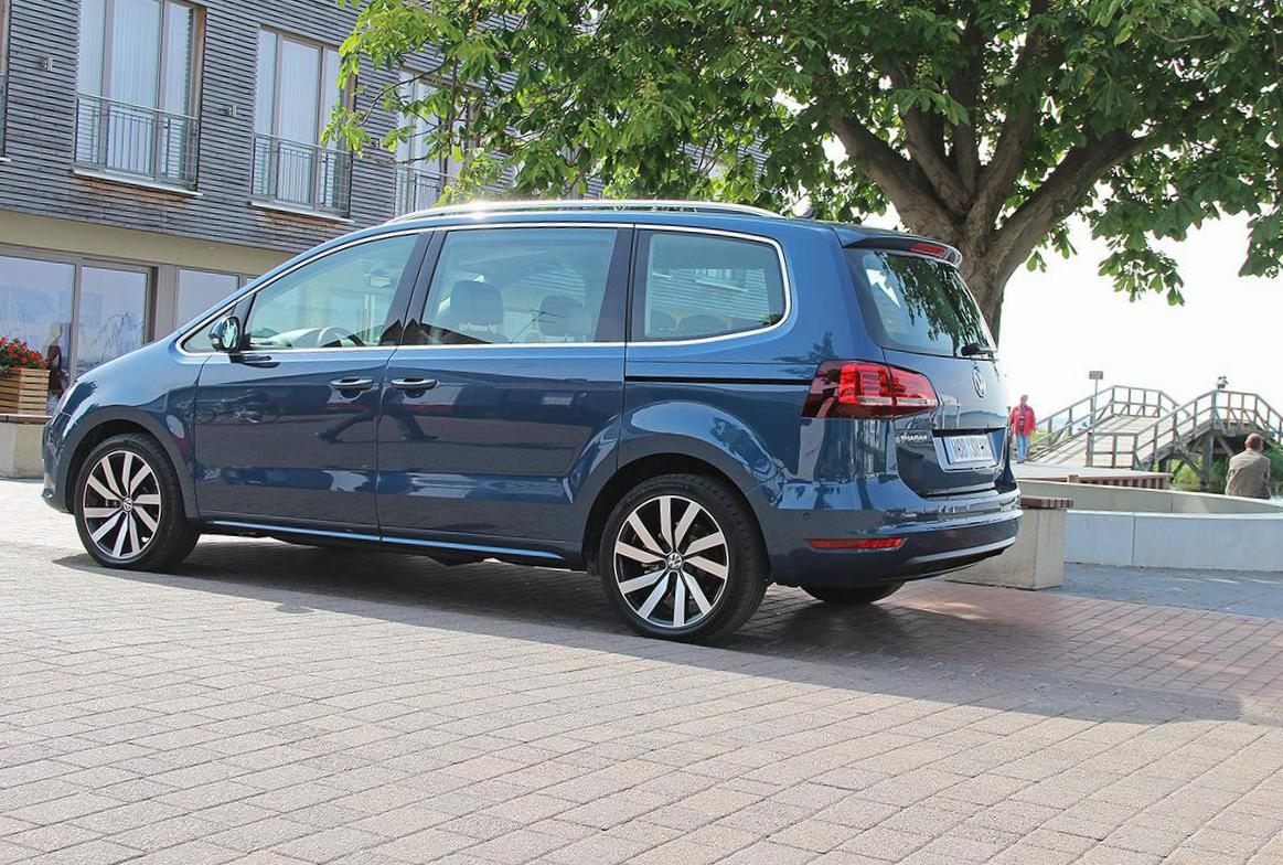 Volkswagen Sharan Specifications 2005