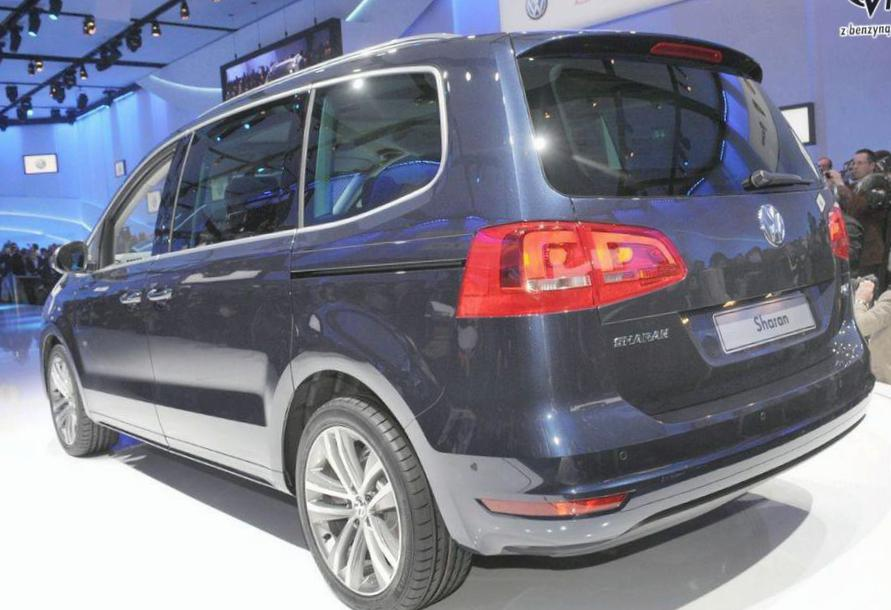 Sharan Volkswagen Specifications minivan
