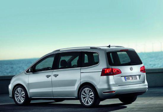 Volkswagen Sharan reviews 2014