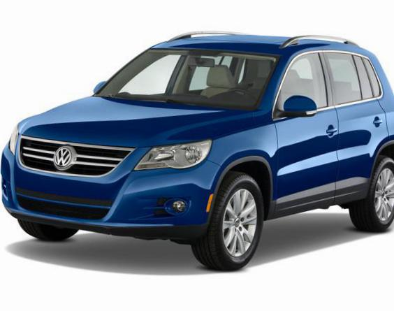 Tiguan Volkswagen review 2013