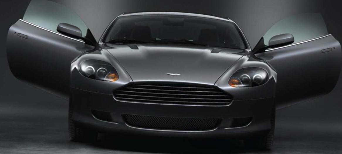 Aston Martin DB9 parts suv