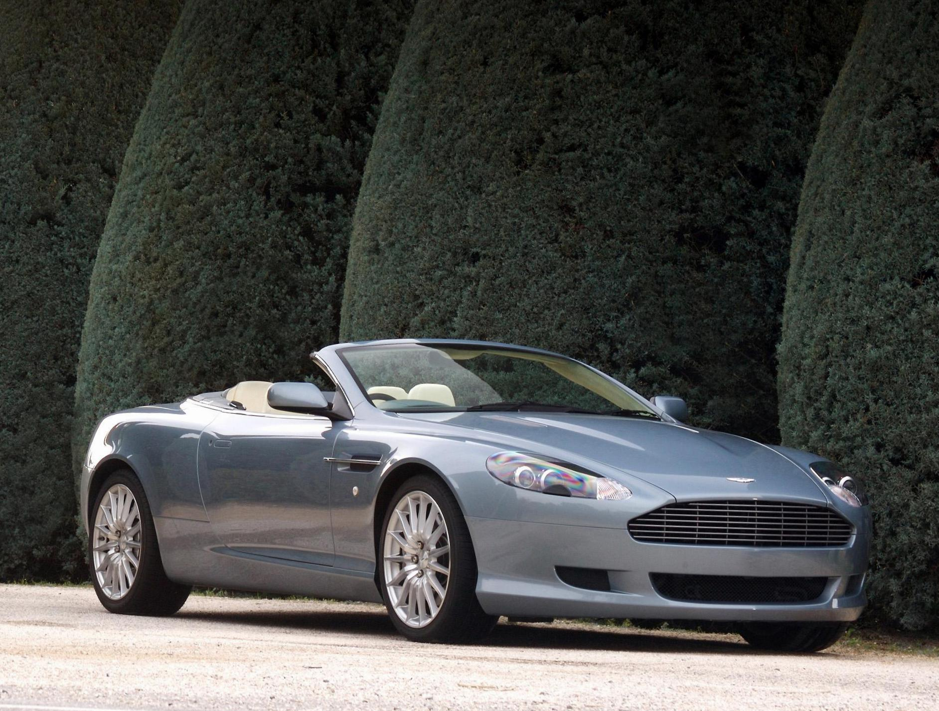 DB9 Aston Martin configuration 2014