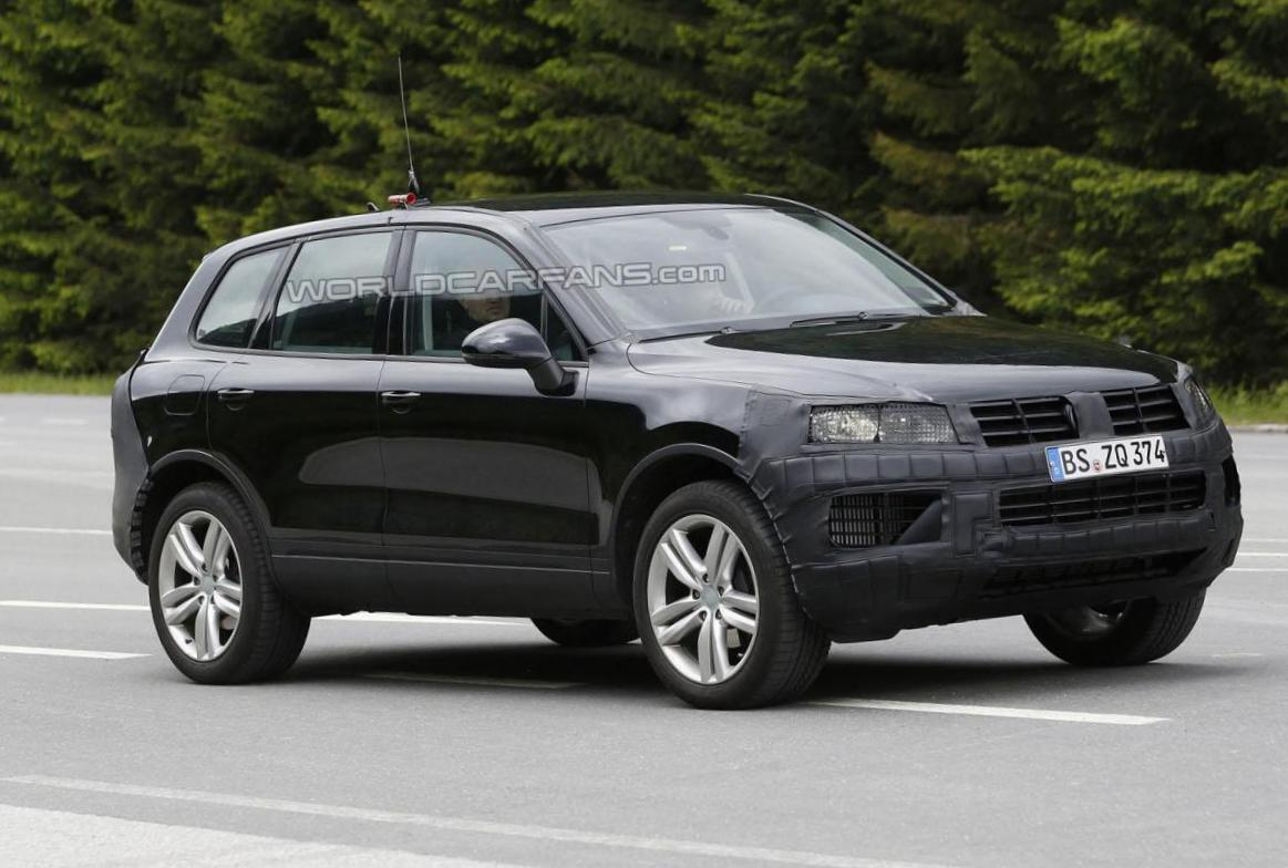 Volkswagen Touareg approved wagon