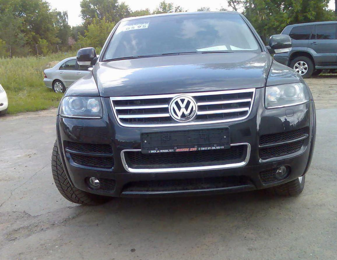 Touareg Volkswagen how mach sedan