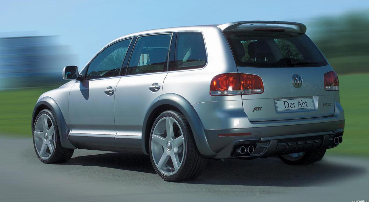 Touareg Volkswagen prices 2004