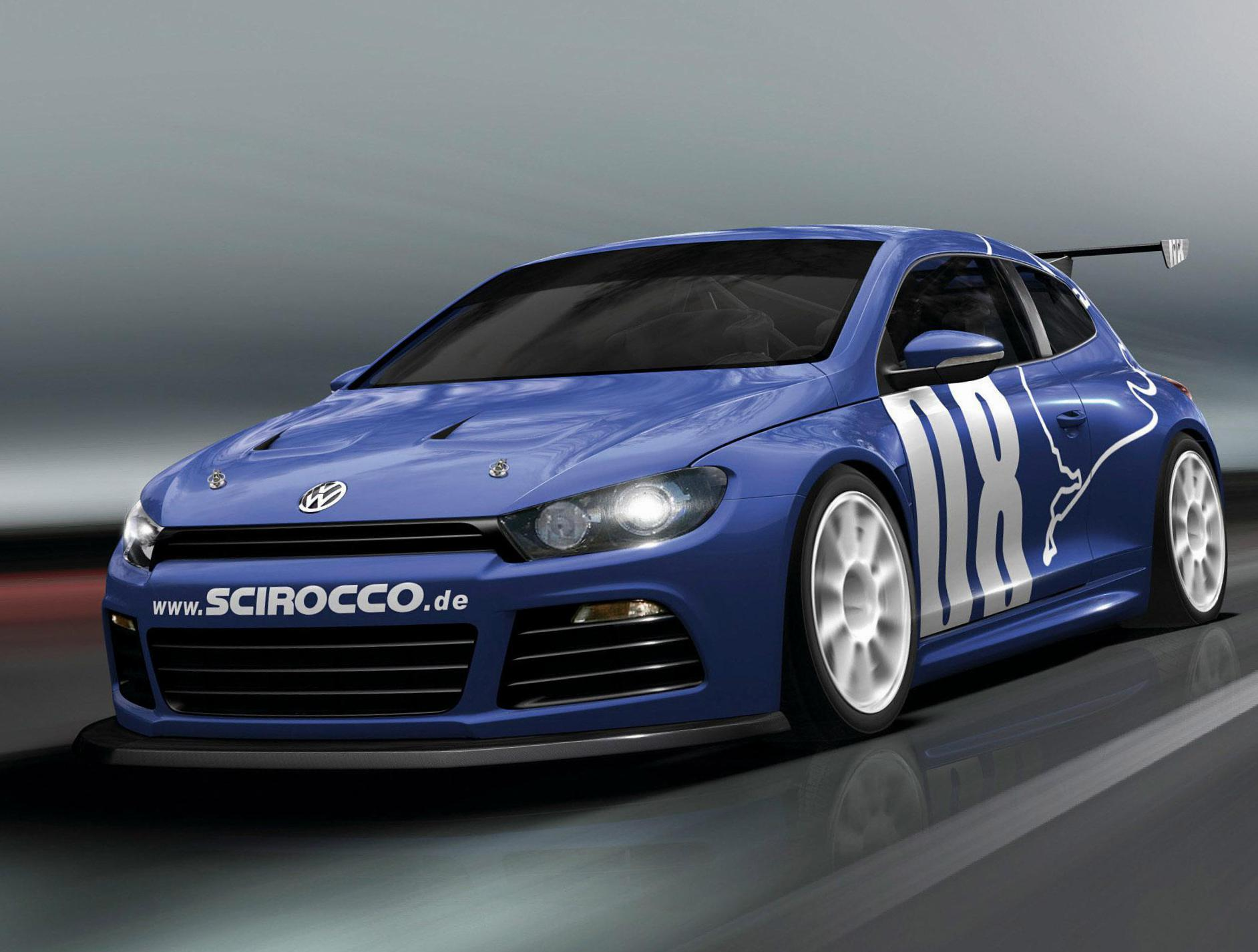 Scirocco Volkswagen review 2010