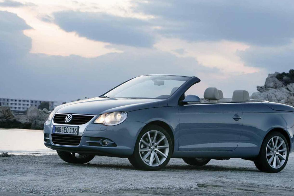 Volkswagen Eos approved hatchback