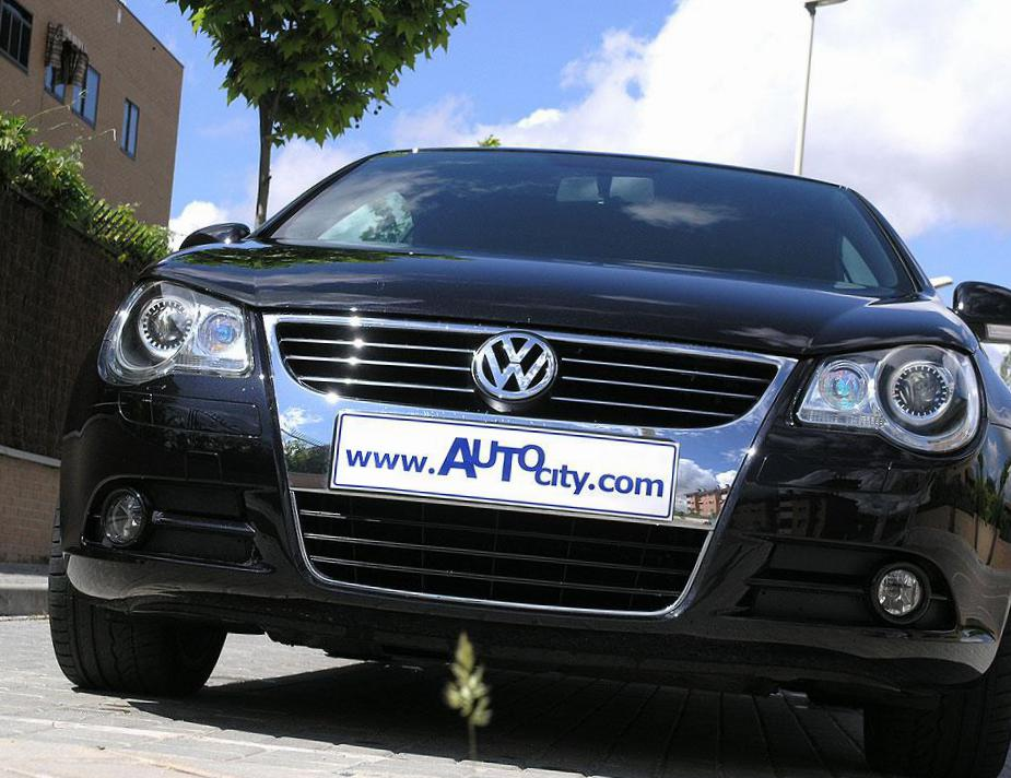 Volkswagen Eos reviews 2015