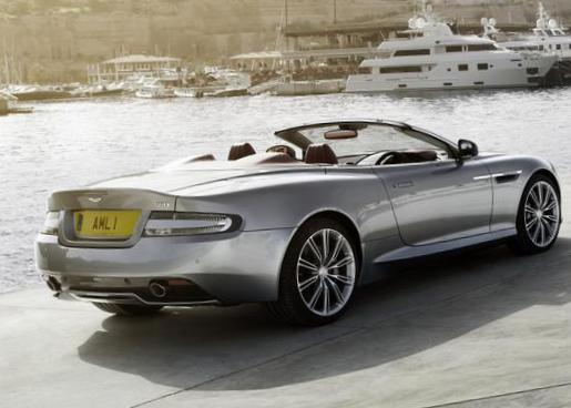 DB9 Volante Aston Martin reviews cabriolet