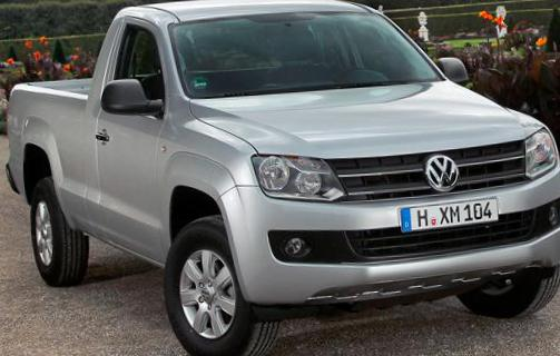 Volkswagen Amarok SingleCab review sedan