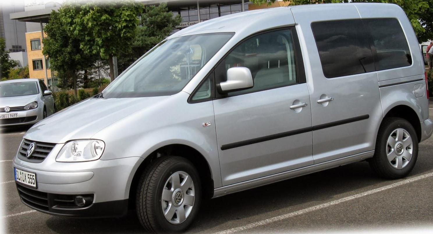 Volkswagen Caddy Kombi configuration 2008