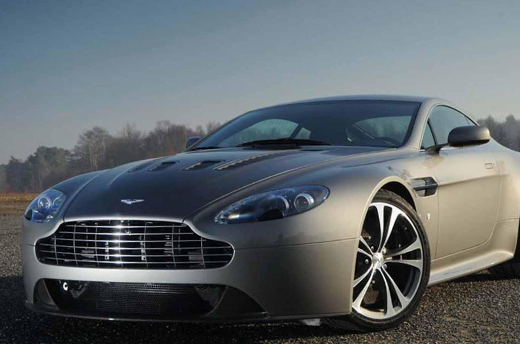 Vantage Aston Martin Specifications 2012