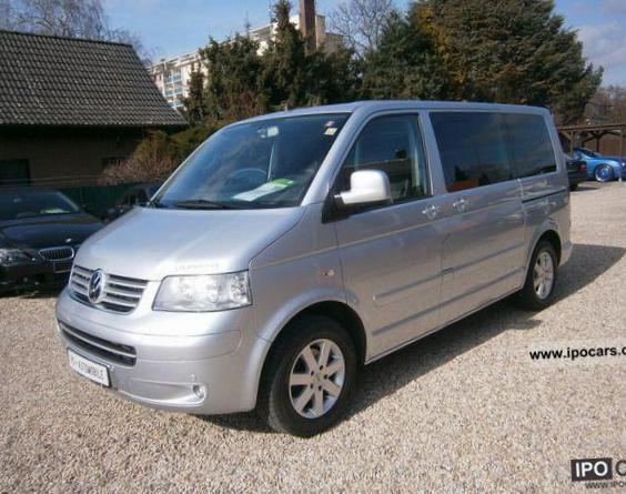 Volkswagen Multivan prices 2009