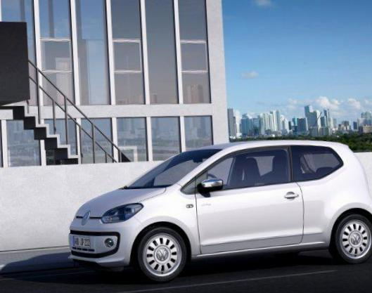 Volkswagen up! 3 doors spec 2011