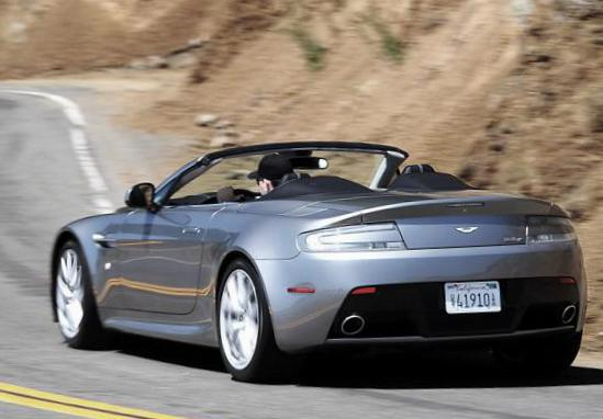 Aston Martin Vantage Roadster for sale 2005