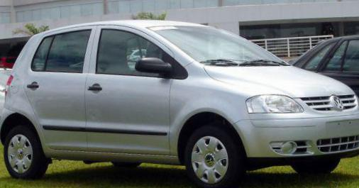 Volkswagen Fox lease hatchback